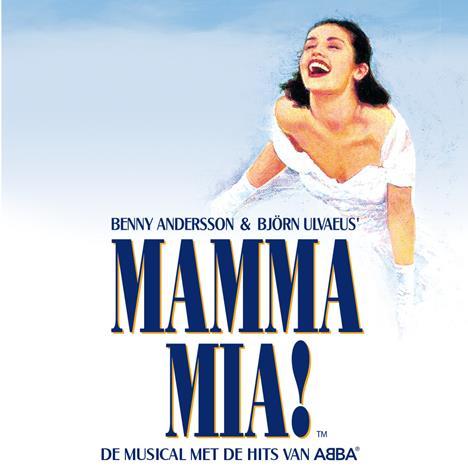 Voluit - dagjes weg - Mamma mia!