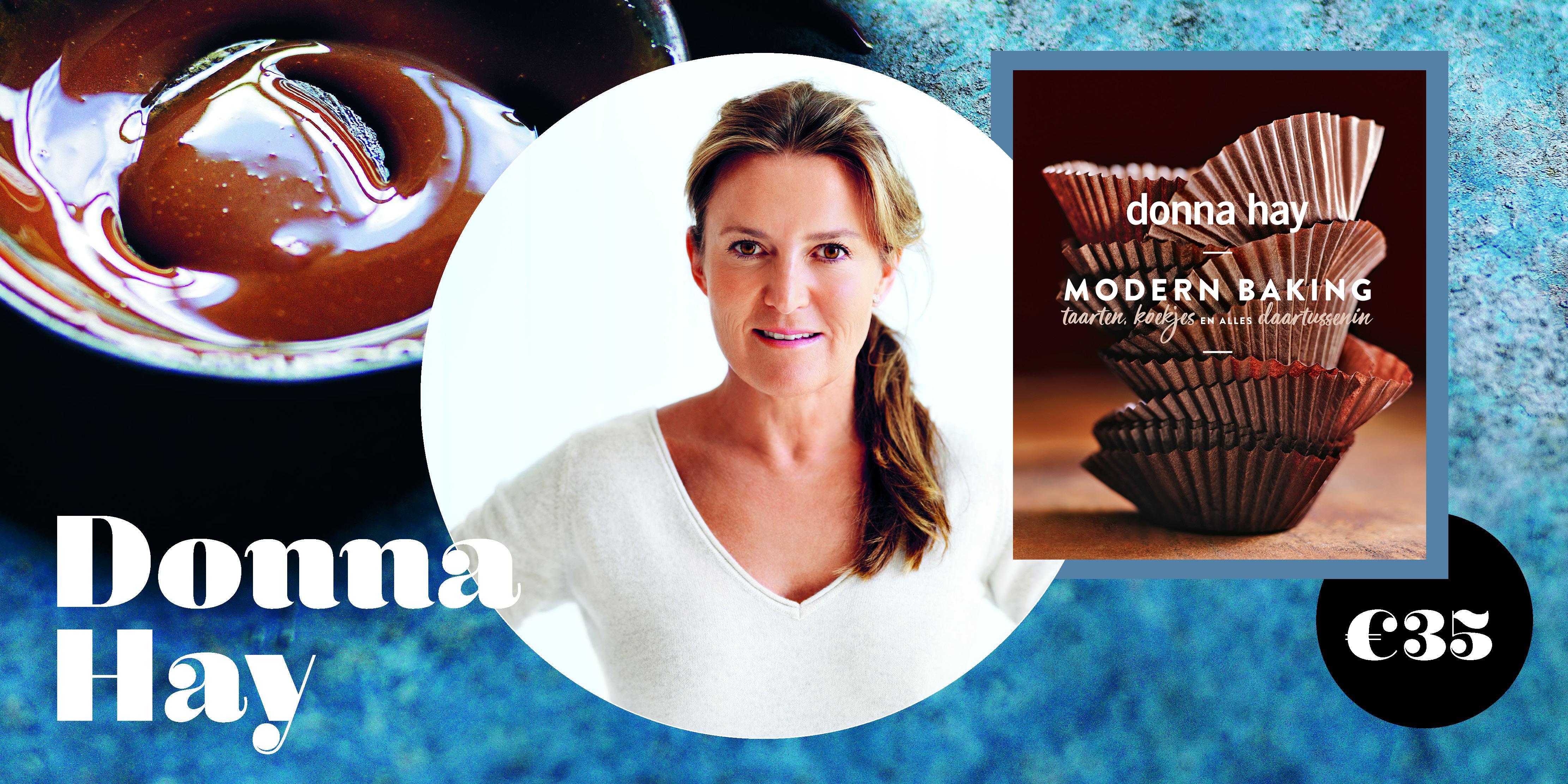 Smaakvol - Donna Hay - Modern baking