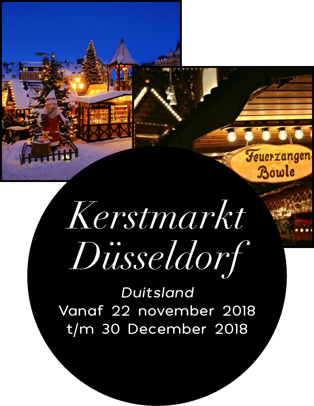 Voluit - dagjes weg - kerstmarkt Dusseldorf