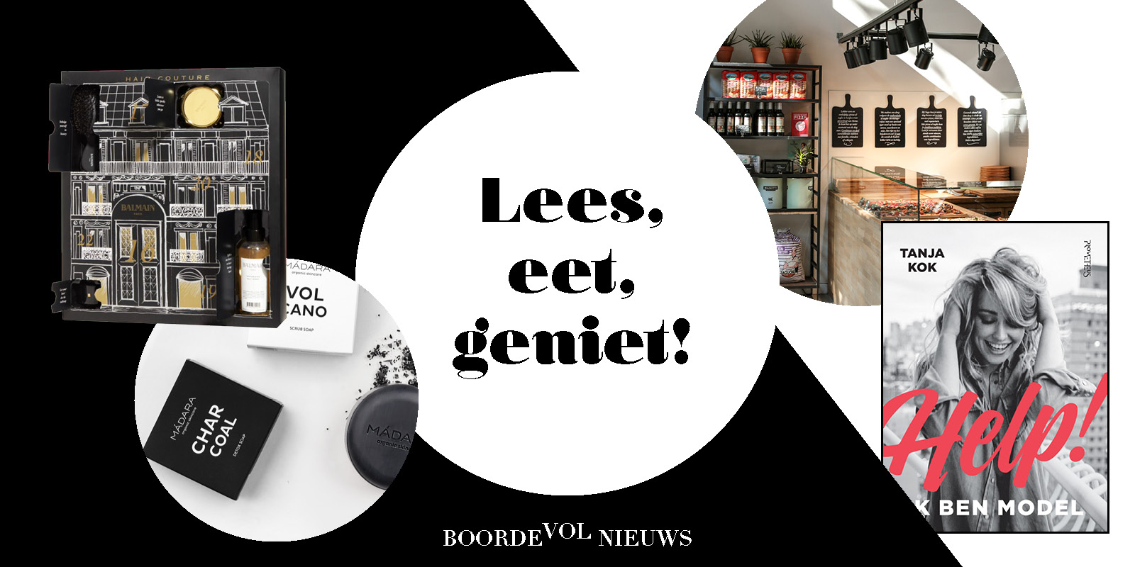 Boordevol nieuws - tips - tricks - todo