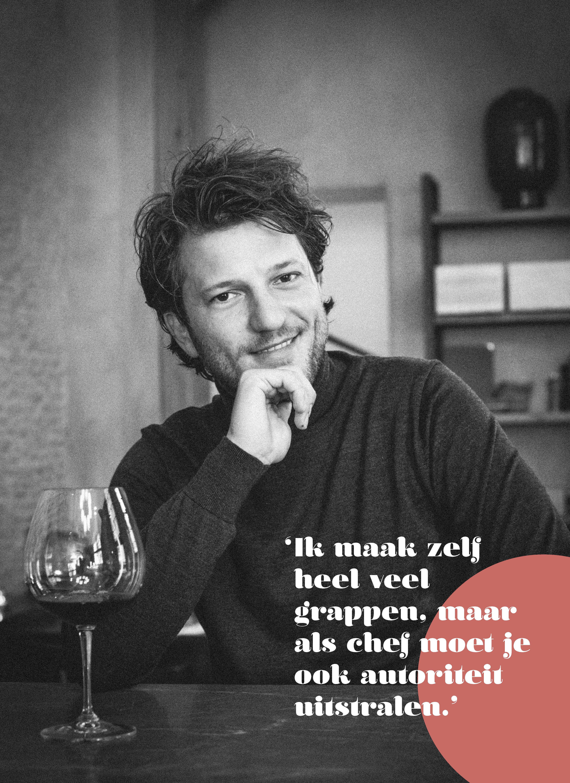 Mindvol - interview - chef-kok Freek van Noortwijk