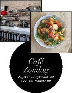 Travel - Maastricht - Cafe zondag